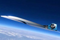 Virgin Galactic objavio rendere supersoničnog aviona
